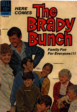 Brady Bunch Comics